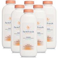 Femfresh Powder 6 Pack