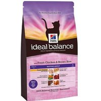Hills Ideal Balance Feline Mature Adult Chicken & Brown Rice