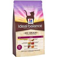 Hills Ideal Balance Feline No Grain with Fresh Chicken & Potato