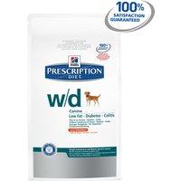 Hills Prescription Diet Canine W/D