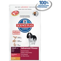 Hills Science Plan Canine Adult Advanced Fitness Medium with Chicken