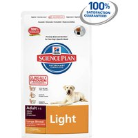 Hills Science Plan Canine Adult Light Large Breed