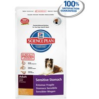 Hills Science Plan Canine Adult Sensitive Stomach Chicken Egg & Rice