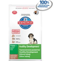Hills Science Plan Puppy Healthy Development Medium Lamb & Rice