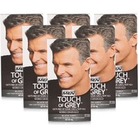 Just for Men Touch of Grey Black/Grey - 6 Pack