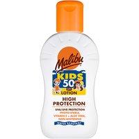 Malibu Lotion for Kids SPF50 100ml