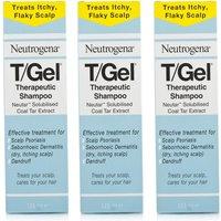 Neutrogena T/Gel Therapeutic Shampoo - Triple Pack