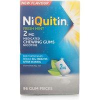 NiQuitin Gum 2mg - Fresh Mint