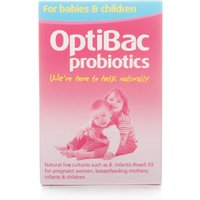 OptiBac Probiotics For Babies And Children