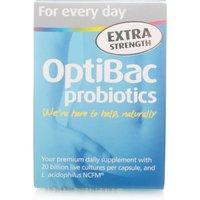 OptiBac Probiotics For Every Day Extra Strength