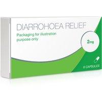 Diarrohoea Relief - Loperamide Capsules