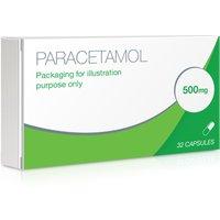 Paracetamol Capsule 500mg