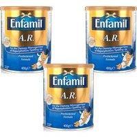 Enfamil AR Powder Formula 400g - Triple Pack