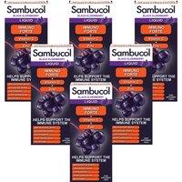 Sambucol Immuno Forte 120ml- 6Pack