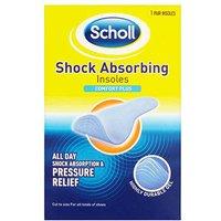 Scholl Shock Absorbing Insoles