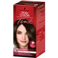 Schwarzkopf Poly Color Tint 43 Natural Dark Brown