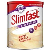Slimfast Powder Tin Vanilla 12 Servings