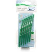 Tepe Angled Interdental Brush Green