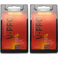 V-Pro 597mg Capsules - Twin Pack
