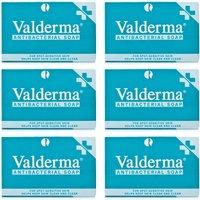 Valderma Antibacterial Soap - 6 Pack