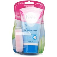 Veet In Shower Hair Removal Cream Sensitive