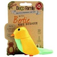 Beco Plush Catnip Cat Toy Budgie