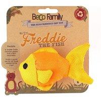 Beco Plush Catnip Cat Toy Fish