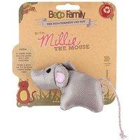 Beco Plush Catnip Cat Toy Mouse