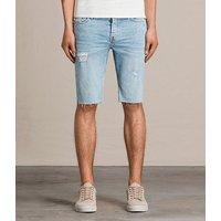 Donahue Switch Denim Shorts