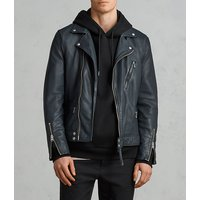 Carver Leather Biker Jacket