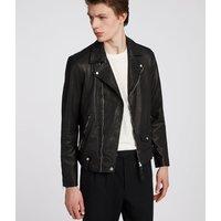 Jace Leather Biker Jacket