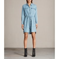 AllSaintsMillie Shirt Dress