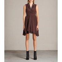Jayda Silk Dress