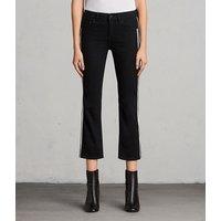 Heidi Stripe Jeans