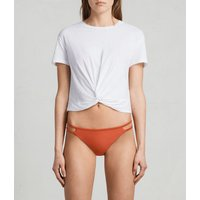 Cassia Metallic Bikini Bottom