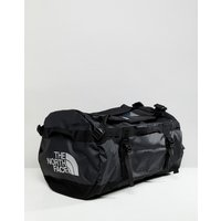 The North Face Base Camp Duffel Bag Small 50 Litres In Black - Black