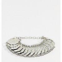 Pulsera con monedas de Sacred Hawk