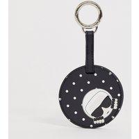 Karl Lagerfeld Dots Mirror Keyring