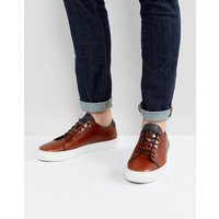 Ted Baker Duuke Trainers - Tan