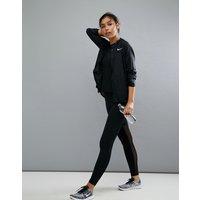 Leggings con bolsillo en negro Power de Nike Training