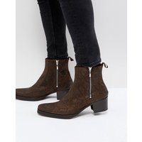 Jeffery West Manero chelsea boots - Brown