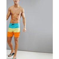 Billabong Originals Tribong Board Shorts 17 Inch In Rainbow Print - Multi