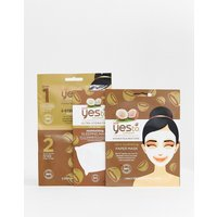 Yes To Coconut Mask bundle - No colour