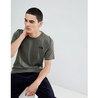 The North Face - The North Face - Simple Dome - T-shirt - Vert - Vert
