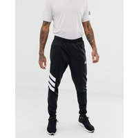 Adidas Tango Football Skinny Joggers In Black Az9709 - Black