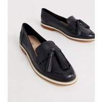 Aldo Yiaven Leather Tassle Loafer