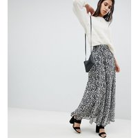 Lily and Lionel Exclusive Full Maxi Skirt - Leopard