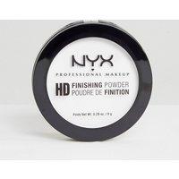 NYX Professional Make Up High Definition Finishing Powder - Translucent