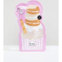 Le Mini Macaron Ice Cream Hand Mask - Vanilla almond