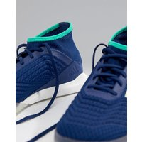 Adidas Football Ace Tango 18.3 Training Trainers In Navy Cp9300 - Navy